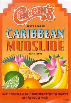 Chi Chi's Caribbean Mudslide Mix Photo