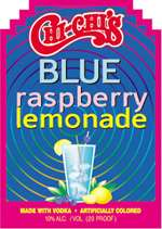 Chi Chi's Blue Raspberry Lemonade Mix Photo