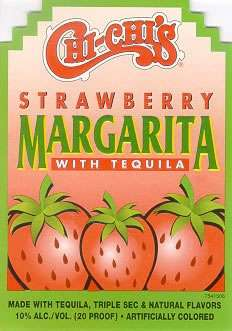 Chi Chi's Strawberry Margarita Mix Photo