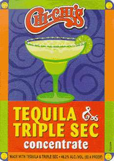 Chi Chi's Tequila and Triple Sec Mix Photo