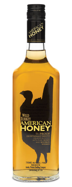 Wild Turkey American Honey Photo