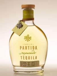Partida Reposado Tequila Photo