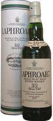 Laphroiag Scotch - 10 Year Old Photo