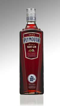 Plymouth Sloe Gin Photo