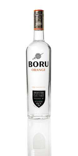 Boru Orange Vodka Photo