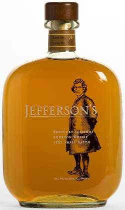 Jefferson's Bourbon Photo