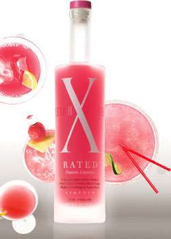 X-Rated Fusion Liqueur Photo