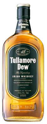 Tullamore Dew Irish Whiskey Photo