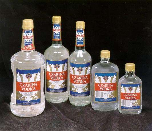 Czarina Vodka Photo