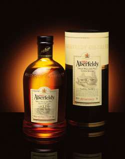 Image result for De Aberfeldy scotch12 years