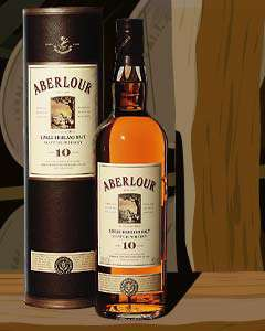 Aberlour 10 year Single Malt Scotch Photo