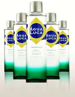 Agua Luca Cachaca Photo
