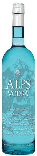 Alps Vodka Photo