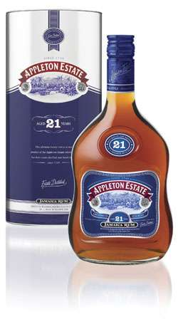 Appleton Estates 21 Year Old  Rum Photo