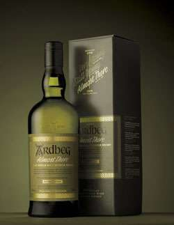 Ardbeg Almost There Scotch Whisky Photo