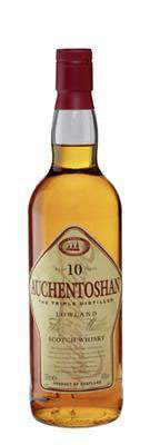 Auchentoshan 10 Year Old Single Malt Scotch Photo