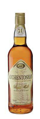 Auchetoushan Single Malt Scotch 21 year Photo