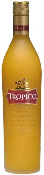 Bacardi Tropico Photo