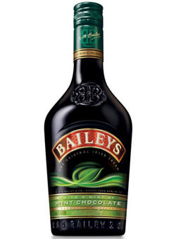 Baileys Mint Chocolate Cream Liqueur Photo