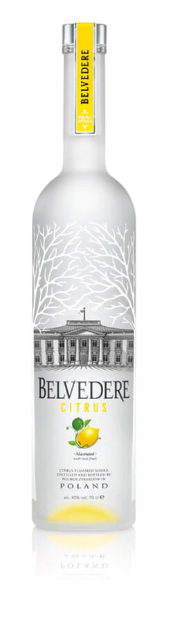 Belvedere Citrus Vodka Photo