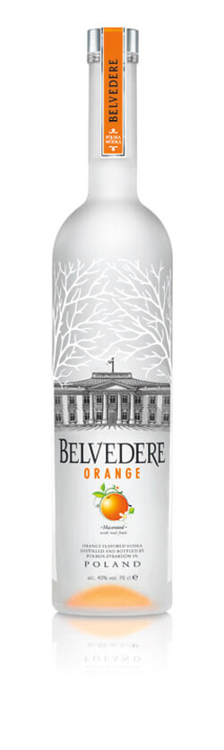 Belvedere Orange Vodka Photo