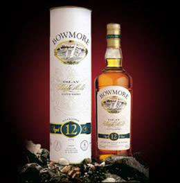 Bowmore 12 Year Scotch Whisky Photo