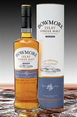 Bowmore Legend Single Malt Scotch Photo