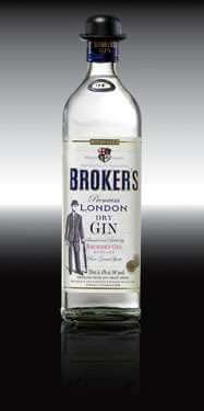 Broker's London Dry Gin Photo