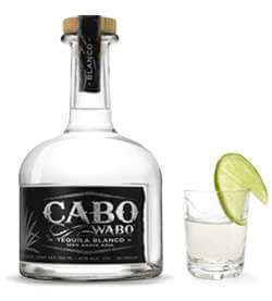 Cabo Wabo Blanco Tequila Photo