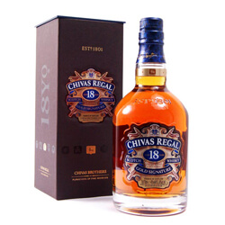 Chivas Regal 18 Year Old Scotch Whisky Photo