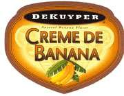 DeKuyper Creme de Banana Photo