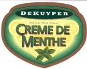 DeKuyper Green Creme de Mint Photo