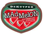 DeKuyper Mad Melon Watermelon Schnapps Photo