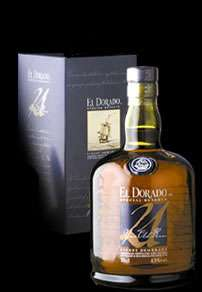 El Dorado 21 year old Rum Photo