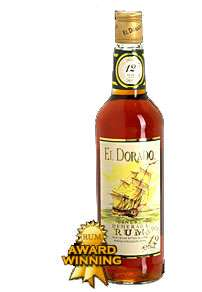 El Dorado 12 Year Old Rum Photo