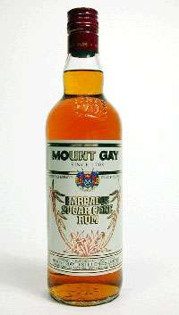 Mount Gay Barbados Rum Photo