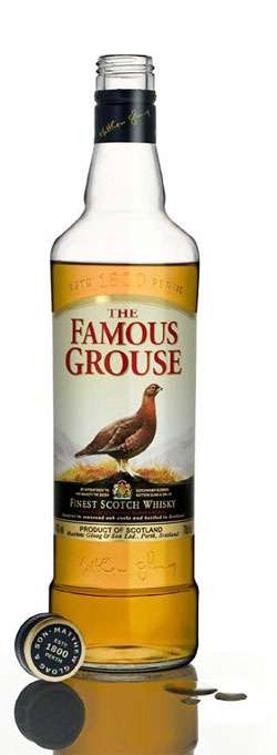 The Famous Grouse Scotch Whisky Photo