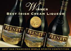 Feeney Irish Cream Liqueur Photo
