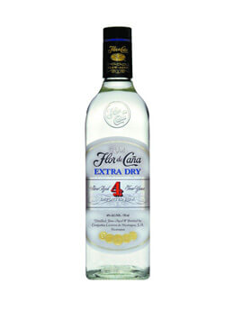 Flor de Cana Extra Dry 4 Year Old White Rum Photo
