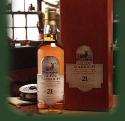 Glen Garioch 21 Year Old Single Malt Scotch Photo