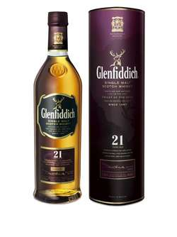 Glenfiddich 21 Year Old  Single Malt Scotch Whisky Photo
