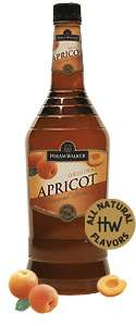 Hiram Walker Apricot Brandy Photo