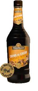 Hiram Walker Brown Creme de Cacao Photo