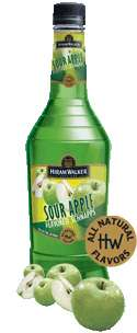Hiram Walker Sour Apple Schnapps Photo