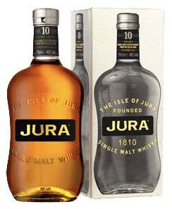Isle Of Jura 10 Year Old Single Malt Scotch Photo