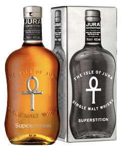 Isle Of Jura Superstition Single Malt Scotch Photo