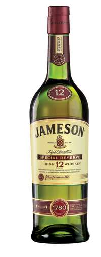 Jameson 12 Year Old Irish Whisky Photo