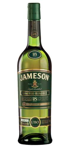 Jameson 18 Year Old Limited Reserve Whisky Photo