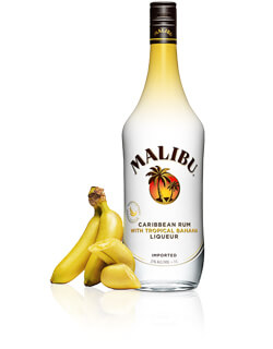 Malibu Tropical Banana Rum Photo