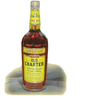 Old Charter 10 Year Old Bourbon Photo